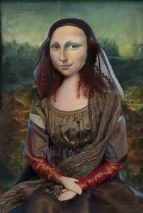 Mona Lisa – marina's muses