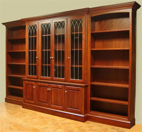 large bookcase with glass doors doherty house choosing bookcases with glass doors