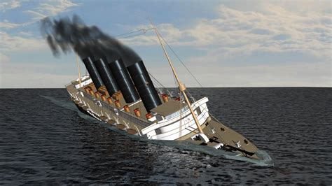 when did the lusitania sink lusitania sinking test render image m o s enjoyment mod db