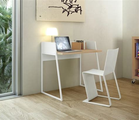 small white office desk modern study desk contemporary home office trendy
