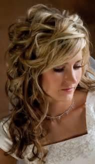 wedding hairstyles  long hair fashion  wedding