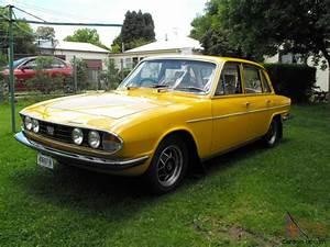 Tc Automobile : triumph 2500 tc auto sedan twin carb 1975 in armidale nsw ~ Gottalentnigeria.com Avis de Voitures