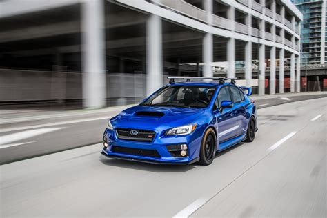 2015 Subaru Wrx Sti Launch Edition Long-term Verdict