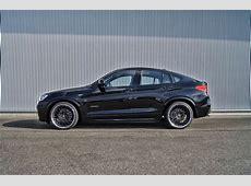 Hamann Enters the BMW X4 Tuning Scene autoevolution