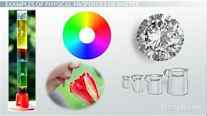 Physical Property of Matter: Definition & Examples - Video ...