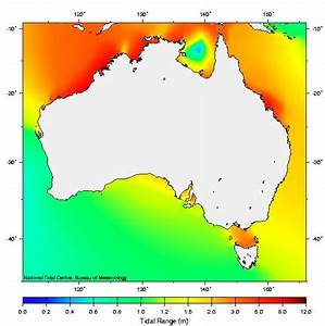 Explainer  Tidal Range U2014the Difference Between High And Low