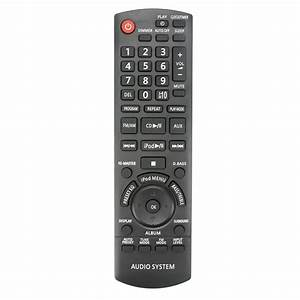 New N2qayb000394 Remote Control Fit For Panasonic Compact