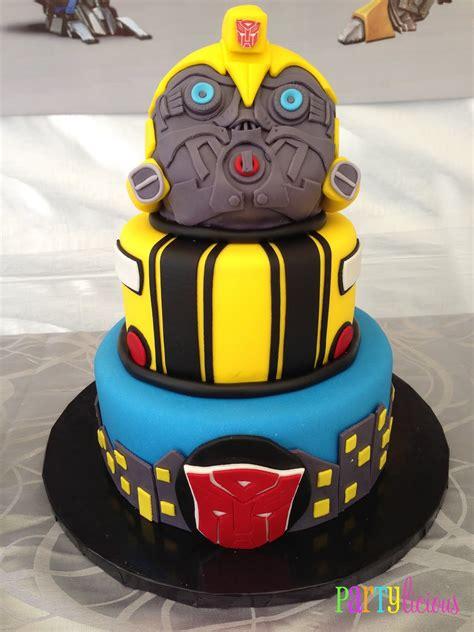 transformer cake ideas partylicious events pr transformers birthday bash