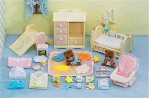 calico critters set preschool toys amp pretend play ebay 876 | $ 3