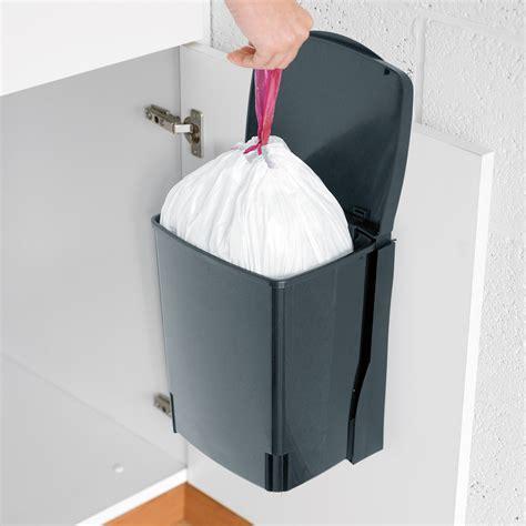 poubelle cuisine porte poubelle de porte de cuisine valdiz