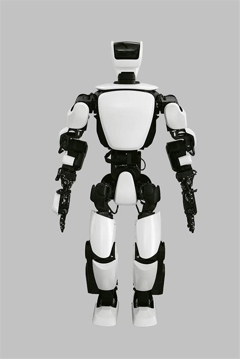 Toyota Robot by Toyota T Hr3 Humanoid Robot Mirrors Human Operator Movements