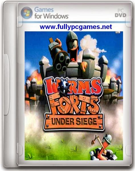 siege gamer pc worms forts siege free version