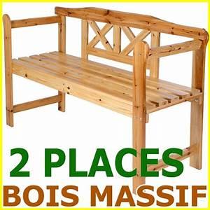 banc en bois With banc en bois interieur