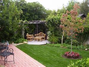 Beautiful Backyard Landscape Ideas Completed With Small