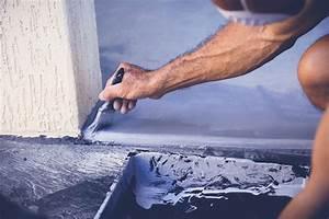 Prix Au M2 Peinture : peinture au sol d 39 un garage prix au m2 et exemples de ~ Dallasstarsshop.com Idées de Décoration