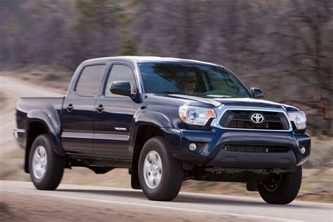 Toyota Tacoma Fuel Economy by 2012 Toyota Tacoma Review Specs Pictures Price Mpg