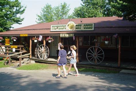 bear run campground accommodations visit butler county