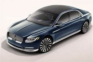 Lincoln Continental Is Reborn  Inspired By Its American