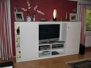 Highboard Mit Schiebetüren : tischlerei highboard tv m bel wohnwand sidebord vitrine b cherwand regal ~ Markanthonyermac.com Haus und Dekorationen