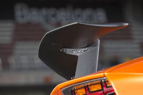 Lamborghini Aventador Rear Spoiler by 2016 Lamborghini Aventador Lp 750 4 Superveloce Review