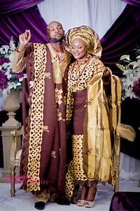 Nigerian Yoruba Wedding attire | Nigerian Fashion ...