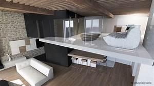 Cabinet D Architecture D Intérieur : duplex m lyon s belle architecte int rieur ~ Nature-et-papiers.com Idées de Décoration