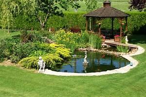 Bassin En Plastique : comment installer un bassin dans son jardin ~ Premium-room.com Idées de Décoration