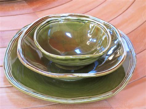 Keramik Geschirr Grün geschmackvolles geschirr wohnaccessoires galerie kwozalla