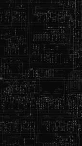 Iphone Circuit Board Wallpaper