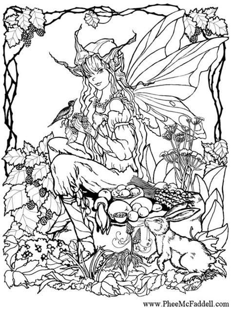 Kleurplaat Elfen Draakjes by Kleurplaat In Het Bos Afb 6906