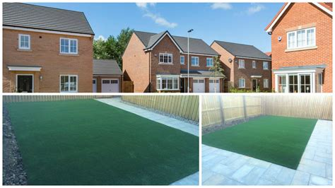 Ideas For New Builds by New Build Grass A Fantastic Option Lawns