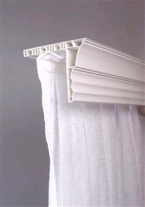 curtains rail curtains center