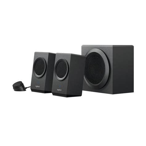 logitech z 313 speaker 2 1 hitam jual logitech z337 bluetooth 2 1 pc speakers