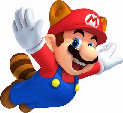 Mario Raccoon Super Bros
