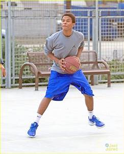 Trevor Jackson: Basketball Boy | Photo 544596 - Photo ...