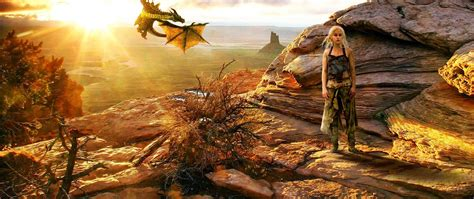 khaleesi  dragon game  thrones full hd  wallpaper