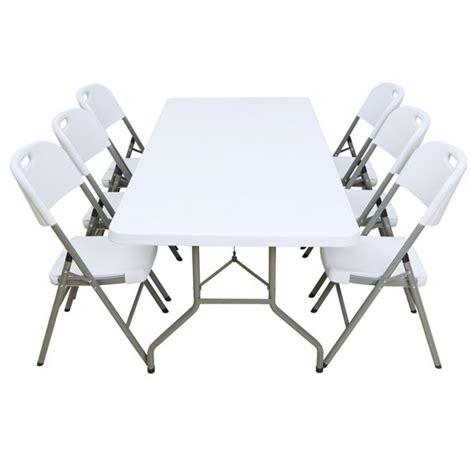 table pliante pour reception table pliante rectangle 8 personnes