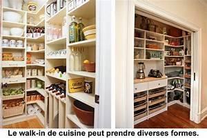 Garde Manger Cuisine : armoires et rangement de cuisine pensez au garde manger ~ Nature-et-papiers.com Idées de Décoration