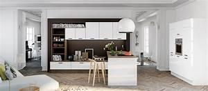 Tendances deco 2017 renover votre cuisine habitatpresto for Petite cuisine équipée avec meuble de salle a manger contemporain