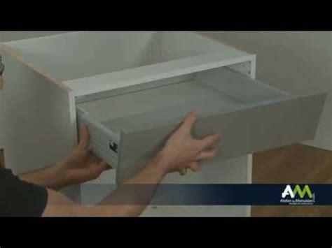 monter un tiroir coulissant comment monter un tiroir coulissant de cuisine atelie doovi