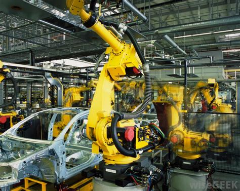 3 types of manufacturing we couldn t do without robots