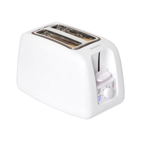 White Toaster by Brabantia 2 Slice Toaster White Home Appliances From