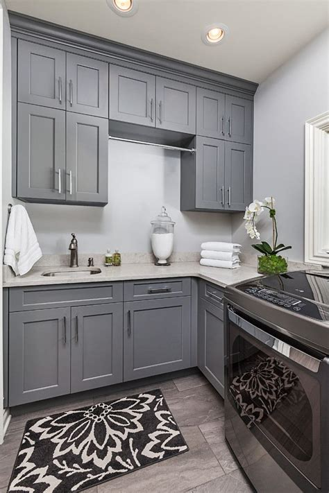 detroit laundry room cabinet transitional laundry room