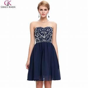 aliexpresscom buy short prom dresses grace karin robe With aliexpress robe de celebrite