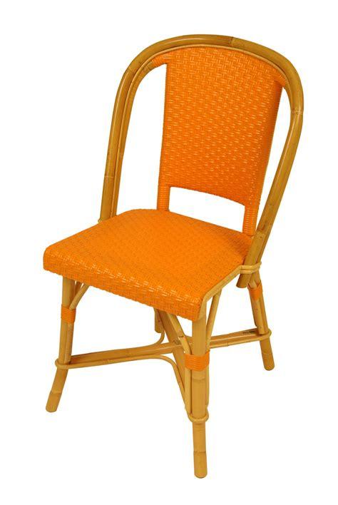 chaise drucker chaise drucker mandarine
