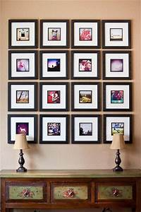 picture frame collage ideas 16 DIY Photo Collage Ideas