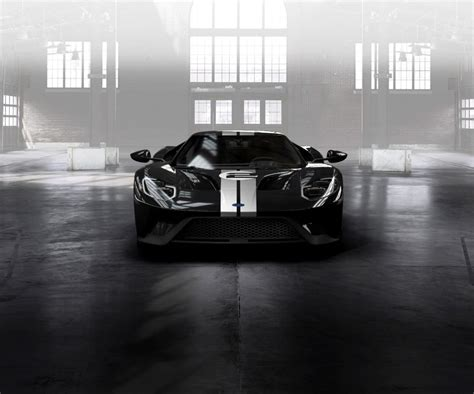 New 2017 Ford Gt 66 Heritage Edition Unveiled