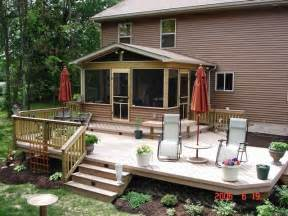 Screen Porches and Decks