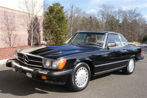 old car owners manuals 1988 mercedes benz s class transmission control 1989 mercedes benz 560sl black palomino one owner 14k miles investment grade for sale mercedes