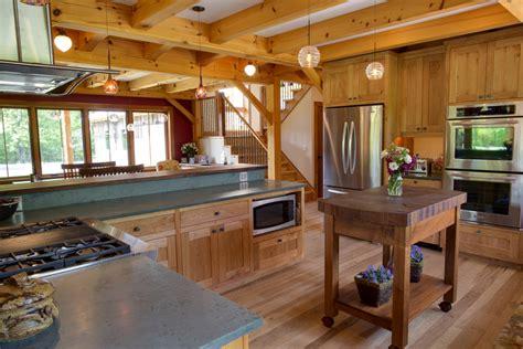 upstate  york family homestead timber frame case study